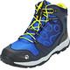 Jack Wolfskin Akka Texapore - Chaussures Enfant - bleu